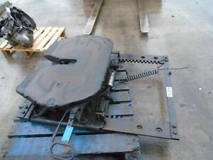 2008  IVECO STRALIS 12880cc  Diesel 560.00 BHP 5TH WHEEL LOCK BLOCK