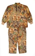 Vtg Spartan Realtree Advantage Camo Jacket & Pants Hunting Suit Lightweight XL