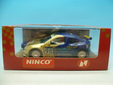 Ninco 50161 Renault Megane Cataluna Costa Brava, mint unused ex shop stock