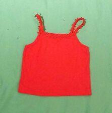 Markenlose Mädchen-Tops, - T-Shirts & -Blusen aus 100% Baumwolle ohne Muster
