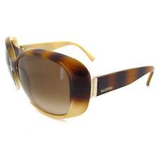 Gafas de sol de mujer ovaladas marrón