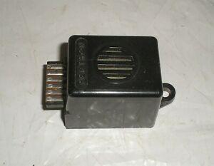 1982 Delorean DMC 12 OEM Seat Belt Warning Light Buzzer - Pektron
