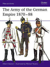 Army of the German Empire by Albert Seaton (Paperback, 1973)
