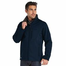 Cappotti e giacche da uomo blu, con colletto a camino