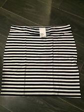 H&M Short/Mini Stretch, Bodycon Plus Size Skirts for Women