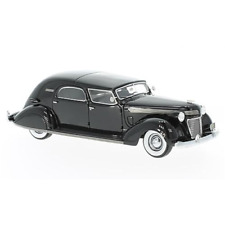 CHRYSLER IMPERIAL C-15 LE BARON CITY CAR 1937 BLACK 1:43 Neo Scale Models