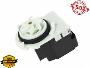 New OEM Genuine WD19X25461 General Electric Drain Pump Assembly WD19X25461