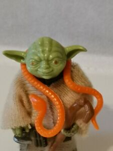 ✅ VINTAGE 1980 STAR WARS YODA COMPLETE WITH 100% ORIG ACCESSORIES