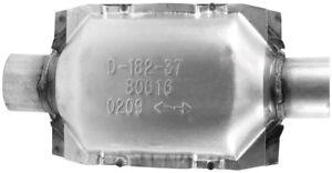 Catalytic Converter-Calcat Universal Converter Walker 80616