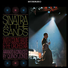 Frank Sinatra AT THE SANDS (WITH COUNT BASIE) 180g GATEFOLD New Vinyl 2 LP