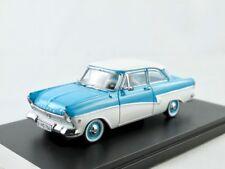 Ford TAUNUS 17M 1957-1960 Light Blue/White/PREMIUM X 1:43