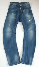 HUMOR Size 29 Mens Santiago Distressed Jeans