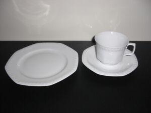 SELTMANN WEIDEN Andrea weiß Kaffeegedeck