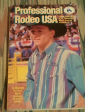 1995 Professional Rodeo Cowboys Association Media Guide Ty Murray Cover
