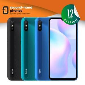 Xiaomi Redmi 9AT - Grey/ Green/ Blue - UNLOCKED - Pristine