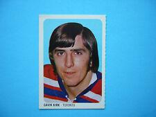 1973/74 QUAKER OATS WHA HOCKEY CARD #5 GAVIN KIRK NM SHARP!! 73/74 QUAKER OATS