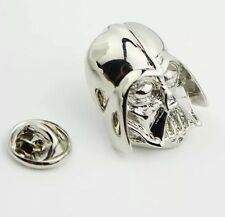 Cufflinks Star Wars Darth Vader 3D Silver Plated Brooch Pin Not Cufflinks Movie