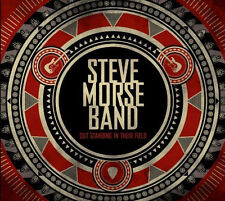 STEVE MORSE BAND - Out Standing In Their Field (CD, Jewel Case)