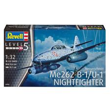 Revell 1:32 Messerschmitt Me262B-1/U-1 Nightfigher Model Aircraft Kit - RR04995