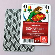 Ab 2,43�'� Stück Senioren Tarock Schafkopf Kartenspiele Bayerisches Bild, Frobis