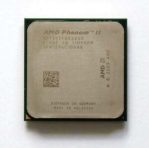 AMD Phenom II X6 1055T 6x 2.80GHz Sockel AM3 HDT55TFBK6DGR