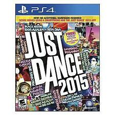 Just Dance 2015 (Sony PlayStation 4, 2014)