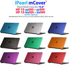 """NEW mCover® Hard Shell Case for 15.6"""" HP 15-ay000 / 15-ba000 series laptop"""
