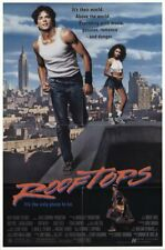 ROOFTOPS (1989) 35MM TRAILER / ENGLISH LANGUAGE