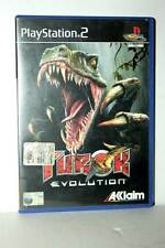 TUROK EVOLUTION GIOCO USATO BUONO STATO SONY PS2 EDIZIONE ITALIANA ML3 43269