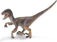 Velociraptor 16cm serie mundo Prehistórico Schleich 14524