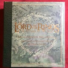 The Lord of the Rings: The Return of the King The Complete Recordings - NEW