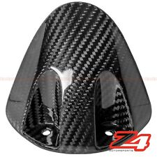 2006 2007 ZX-10R Small Rear Tire Hugger Mud Guard Fender Fairing Carbon Fiber
