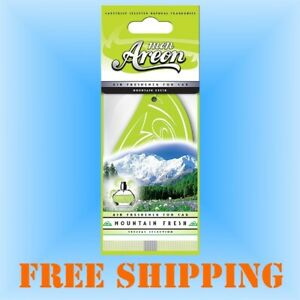 Mountain Fresh  Air Fresheners for Car or Home