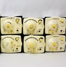 Lot Of 6 Medela Breastpump Pump-In-Style Advanced Electric Breast Pump
