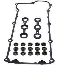 Valve Cover Gasket Set Bolt Seal Ring Fits 92-95 E36 E34 325i 525i Base 2.5L M50