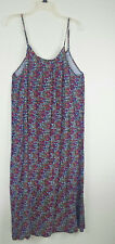 MERONA Womens Dress  Size XL Cotton Adjustable spaghetti Strap