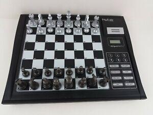 Mephisto Saitek Talking Chess Trainer Endorsed by Kasparov
