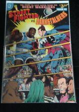 STREET FIGHTER VS DARKSTALKERS #5 1:10 Superman Homage Variant Comics NM 2017