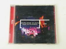 MARLENE KUNTZ  - H.U.P. LIVE IN CATHARSIS -  RARO CD 1999 FUORI CATALOGO VG/VG++