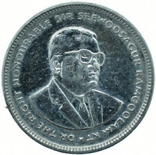 COIN / MAURITIUS / 20 CENTS 2012 BEAUTIFUL COLLECTIBLE   #WT29828