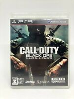 Sony PS3 PLAYSTATION - Call Of Duty : Noir Ops - Japanese Version