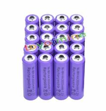 20x AA 2A 3000mAh 1.2 V Ni-MH rechargeable battery cell for MP3 RC Toys Camera