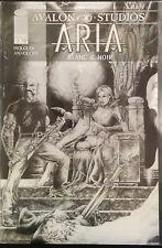 Aria Blanc and Noir #1 NM- 1st Print Free UK P&P Image Comics Avalon Studios