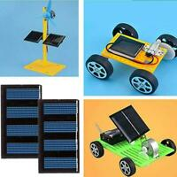 2V 60mA Poly Mini Solar Cell Panel Module DIY For Toys Charger L6L5