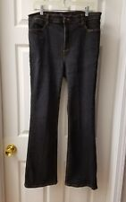 Not Your Daughters Jeans Black wash Size 12