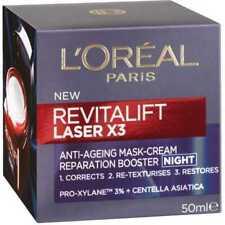 L'Oral Paris Revitalift Laser x3 Night Mask-Cream