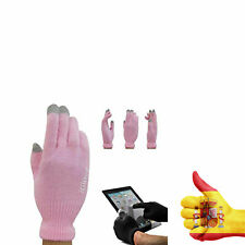 GUANTES MAGICOS UNISEX COLOR PANTALLAS TACTILES CAPACITIVAS SMARTPHONES TABLETS