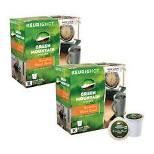 Green Mountain Coffee, Breakfast Blend Decaf Light Roast Keurig K-Cups 180-Count