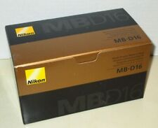 NEW Nikon MB-D16 Multi Battery Power Pack Vertical Battery Grip for D750 - USA