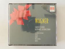 2 CD Wagner Berühmte Opernszenen Fischer-Diskau Frick Adam Wlaschiha Kuhse